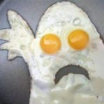 Ghostly Breakfast