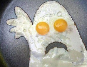 Ghostly Breakfast