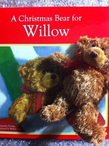 Looking for a personalized book for kids? Want a cute Christmas book for kids that will become a treasured keepsake? A Christmas Bear for me is perfect.
