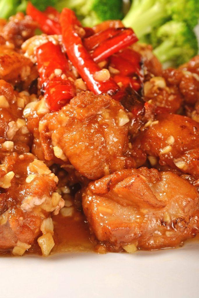 Easy General Tso Chicken Recipe