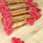 Cupid's Arrow- Last Minute Easy Valentine Treat idea