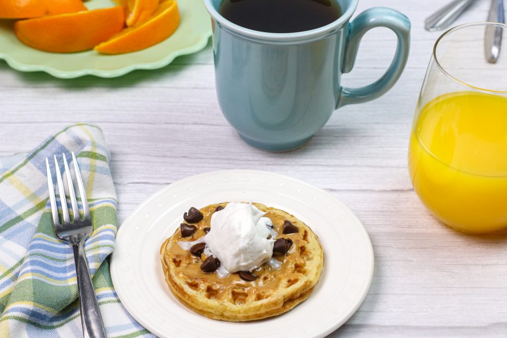 tandy cake peanut butter waffle