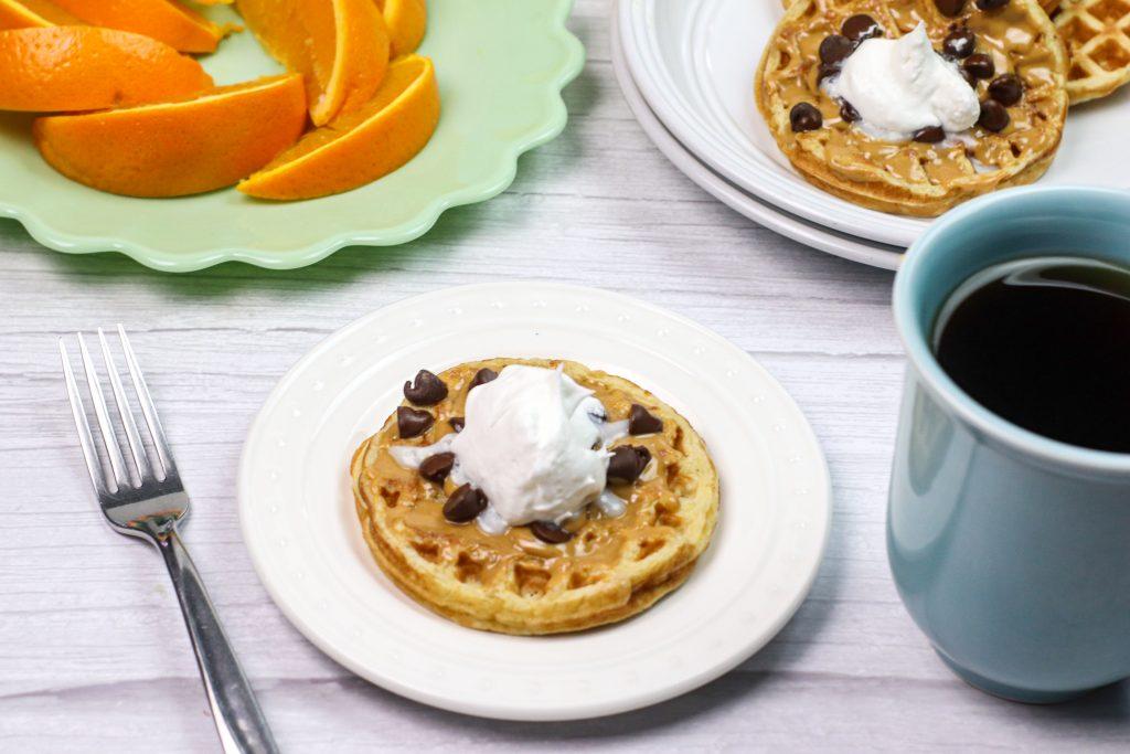 tandy cake peanut butter waffles