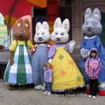 Max and Ruby- Musical Play Date- Part of the Summer Event Series at Sesame Place