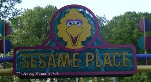 Big Bird, Elmo, Abby Cadabby