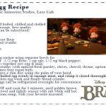 Let's Get Cooking with Disney/Pixar's BRAVE