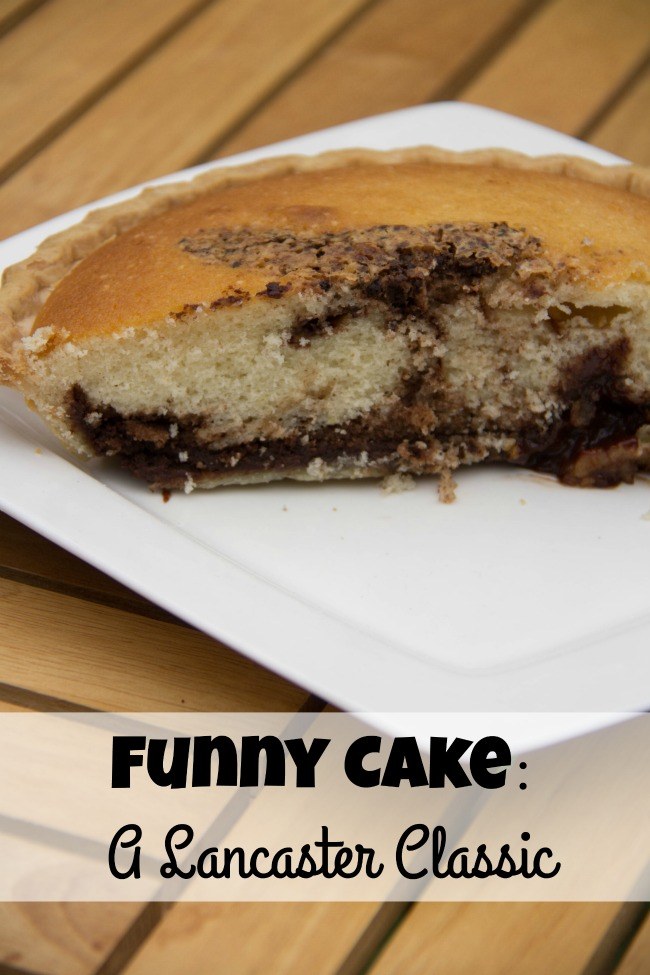 Looking for a Lancaster classic This homemade funny cake is a breakfast treat