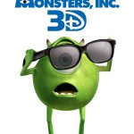 Monsters INC coming in 3d
