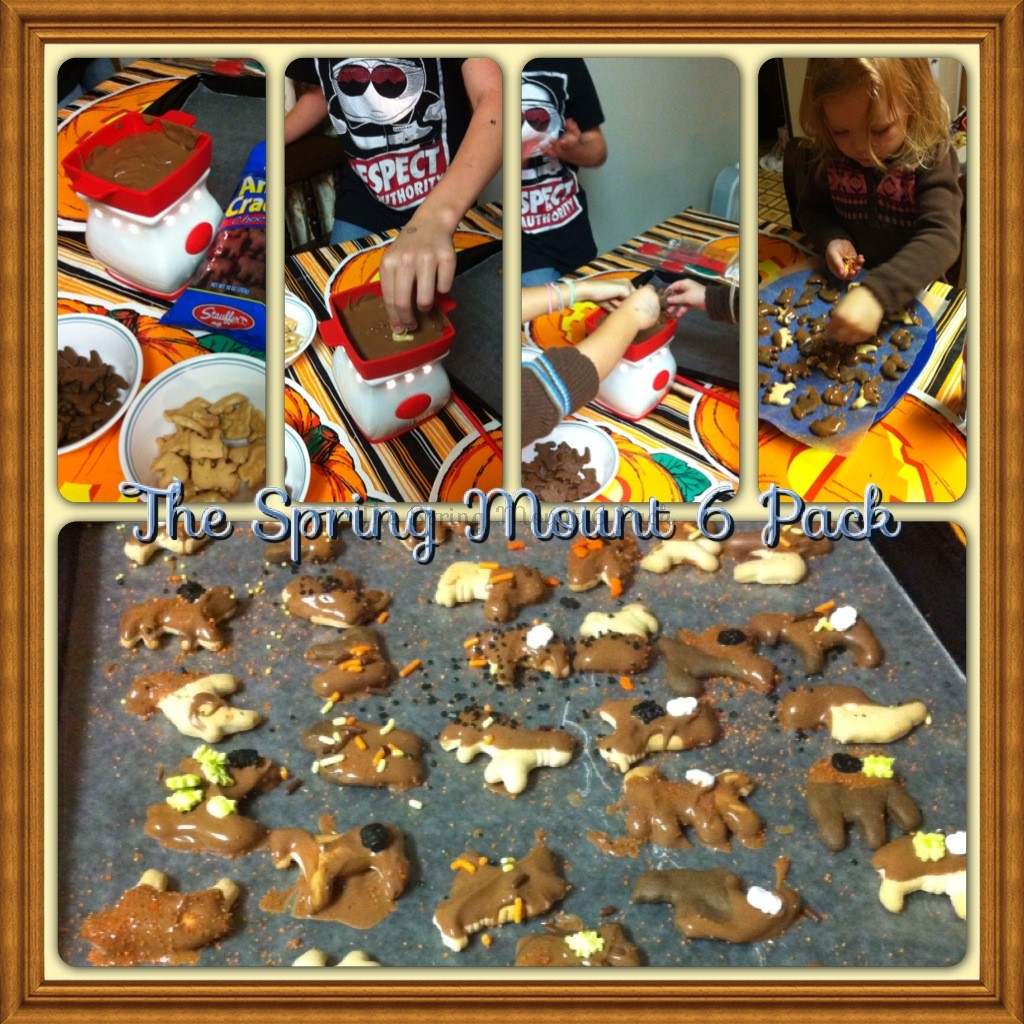 Treat to send in for Halloween party