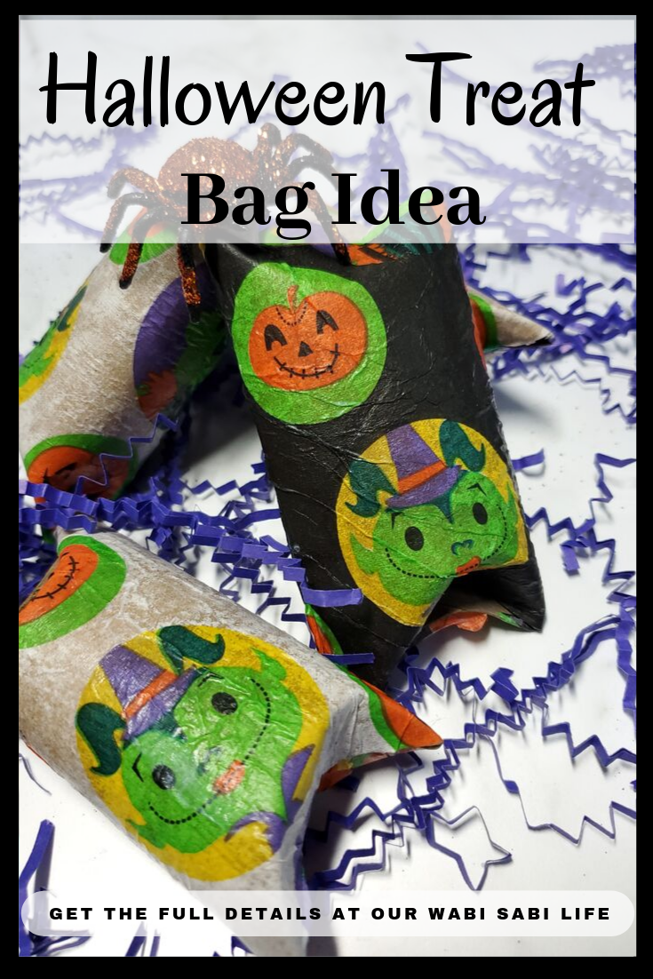 Halloween treat bag idea