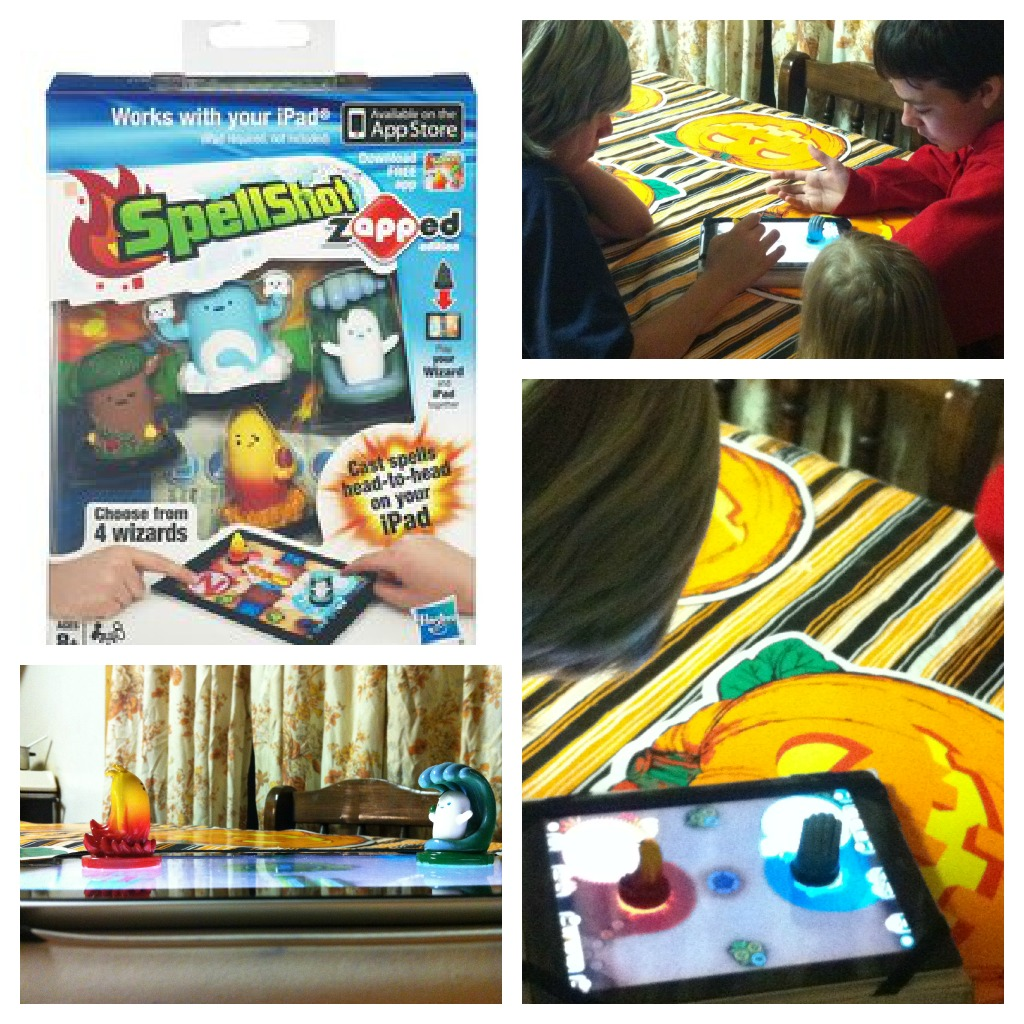 Family game Night Zapped games