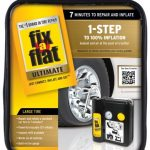 Fix-A-Flat An Easy Way to Be Prepared