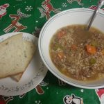 Beef Rice Soup Recipe