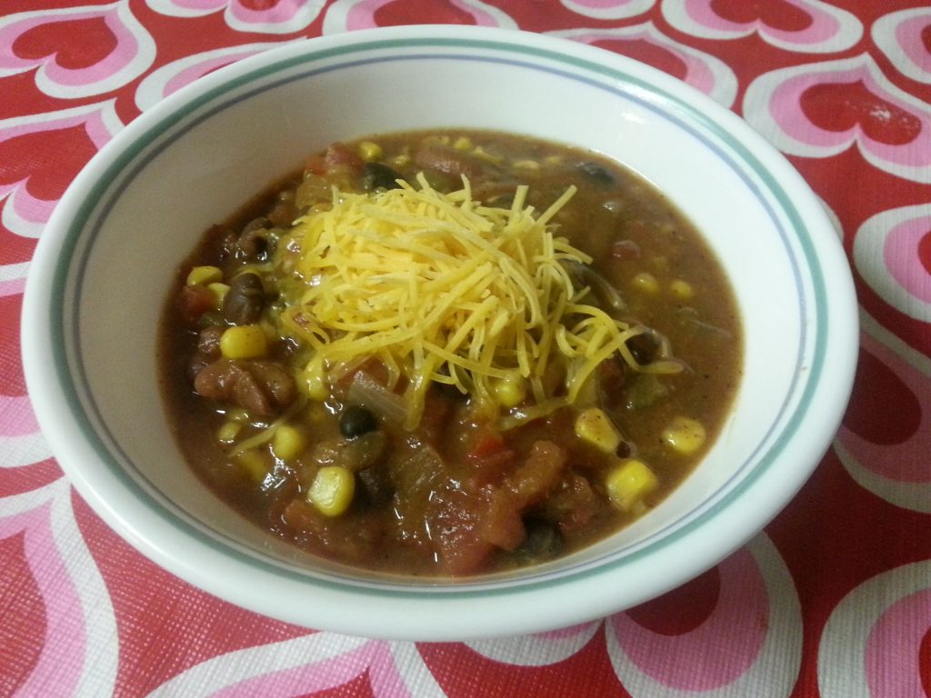 vegetarian Chili from The Spring Mount 6 Pack