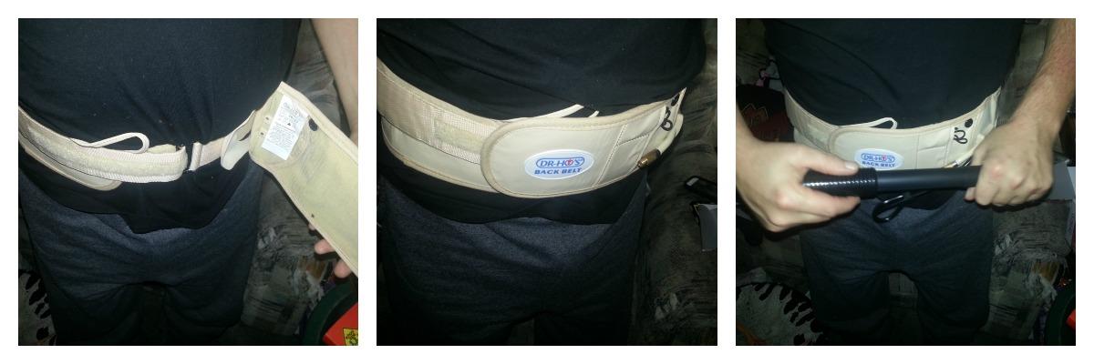 Dr. Ho's Decompression Belt