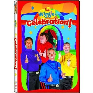 Wiggles Celebration DVD