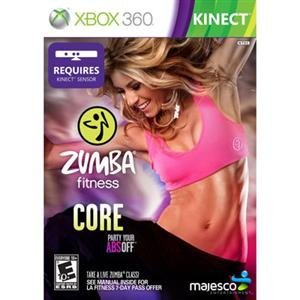 Zumba Fitness Core For Kinect