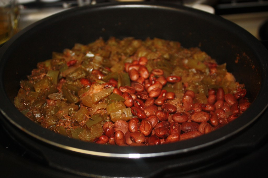 Pressure cookers save time and money. Try this fantastic recipe of red beans and sausage to see how your easy it is. Enjoy the Pressure Cooker Recipe that can easily be made in an instant pot.