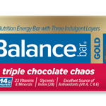 Let Balance Bars Help You Stay on Track This Spring