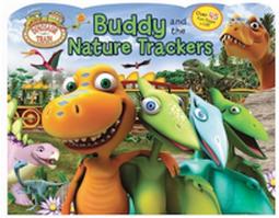 Dinosaur Train Book- Nature Trackers- Geocaching