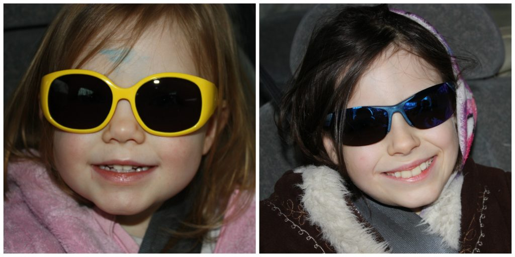 My Kids Wearing Real Kids Shades