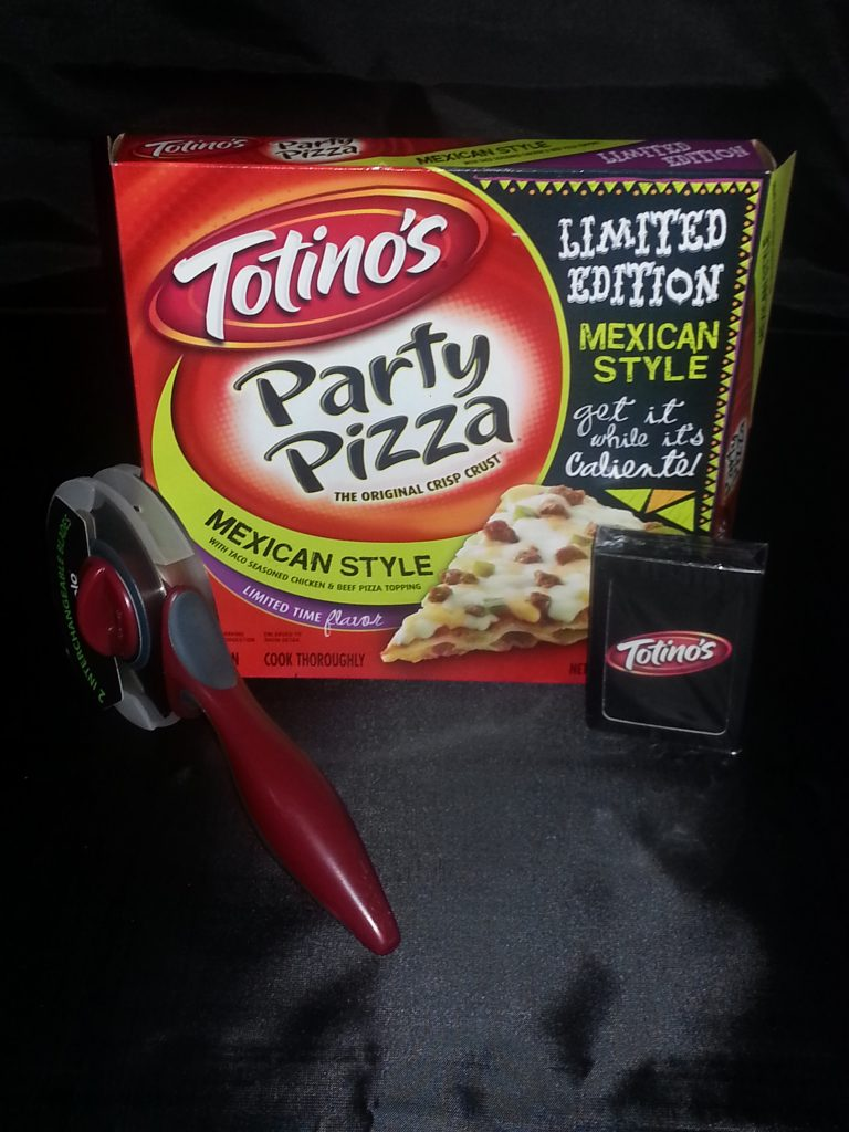 Totinos Pizza part Prize Pack