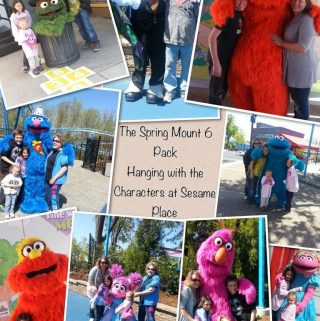 Sesame Place Characters