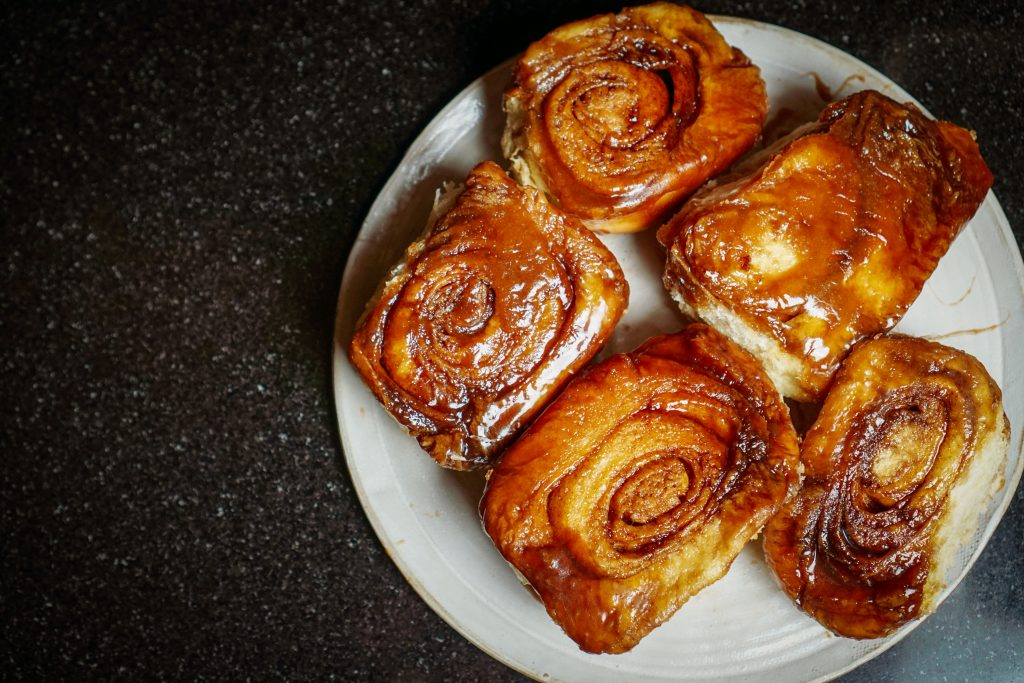 Homemade Sticky Buns Recipe