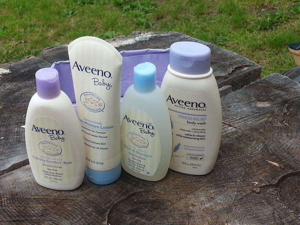 Aveeno Baby Bathtime Solutions-