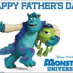 Happy Father's Day from Monsters University