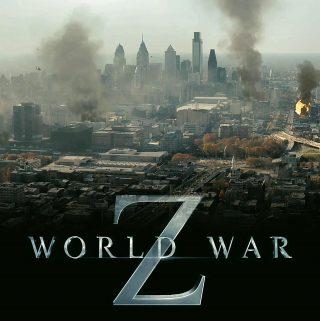 World War Z- Summer Zombie Movie Review