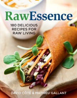 180 Raw Recipes in this new cookbook - Raw Essence- The Spring Mount 6 Pack
