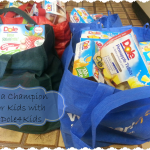Healthy Snacks for Kids in Need #Shop #Dole4Kids