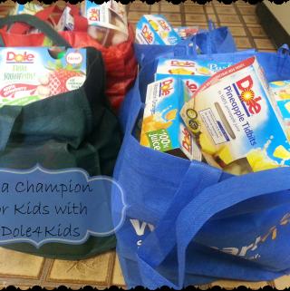 Healthy Snacks for Kids #Dole4Kids #Shop
