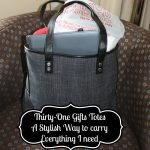 Style and Function with my Thirty-One Tote Bag