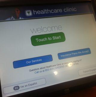 Walgreens Health Care Clinic (1)