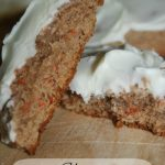 Cheater Carrot Cake Cookies