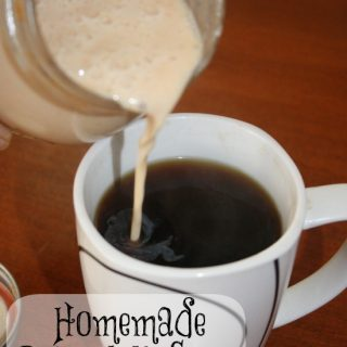 Have a love of pumpkin spice coffee? Why not make your own with this Homemade Pumpkin Spice Coffee. You will love how easy it is to make this Creamer Recipe and how great it tastes.