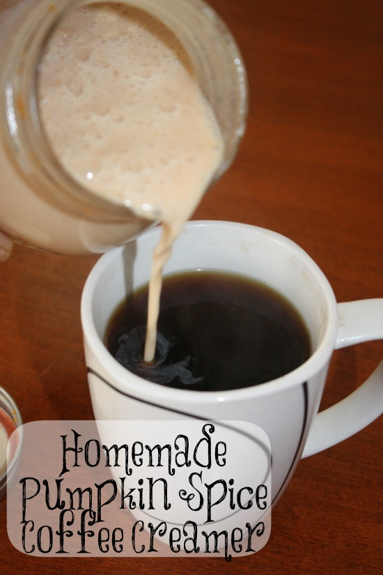 Have a love of pumpkin spice coffee? Why not make your own with this Homemade Pumpkin Spice Coffee. You will love how easy it is to make this coffee Creamer Recipe and how great it tastes.