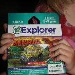 THE MAGIC SCHOOL BUS: DINOSAURS for LeapPad