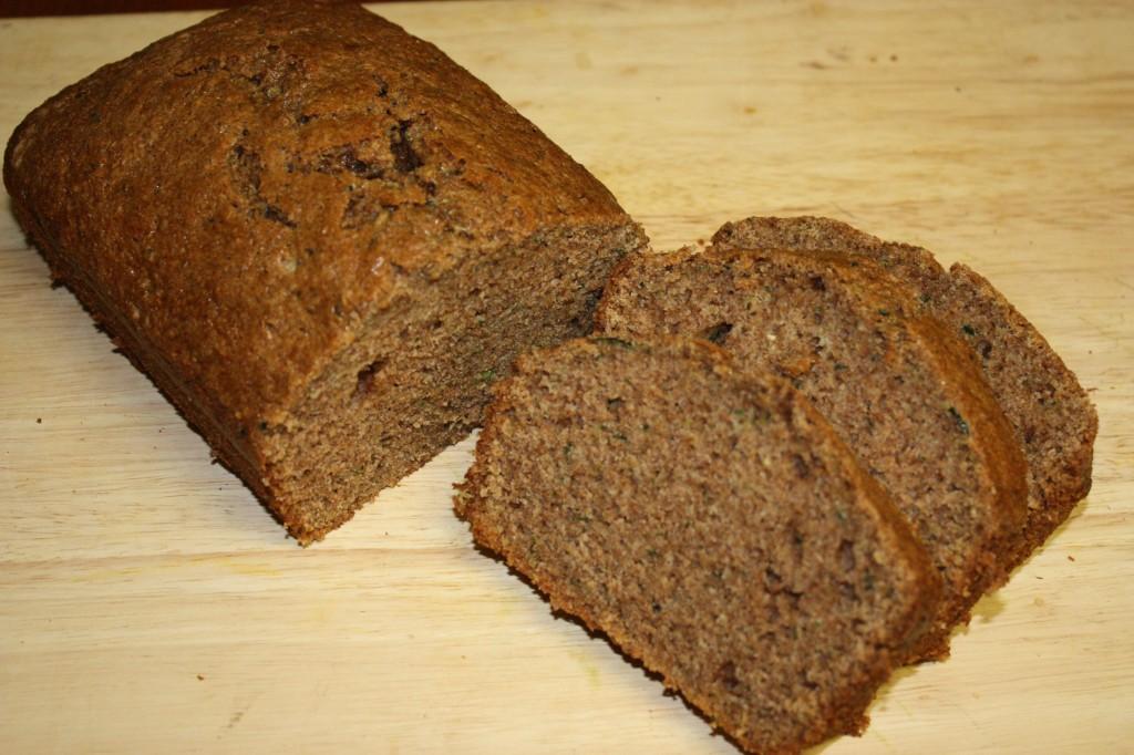 Grandmom's zucchini Bread