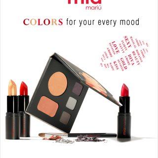 Mia Mariu Colors Campaign