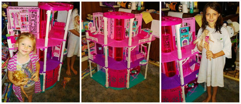 The new Barbie Dream House