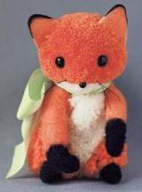 Pompom animals, crafts using yarn