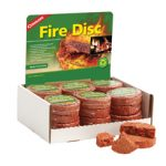 Coghlan's Fire Disk- Perfect for Camping or Just being Prepared