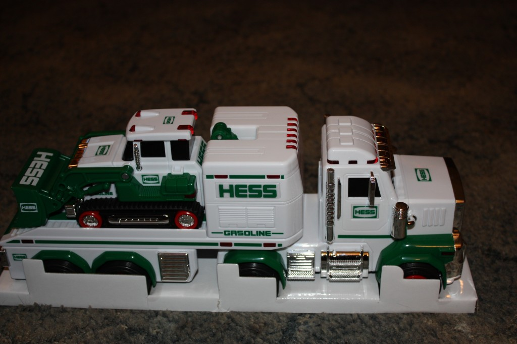 2013 Hess Truck- Perfect Christmas Gift- Now available online