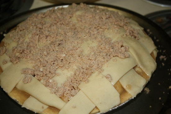 Crunch Top Apple Pie Recipe 7