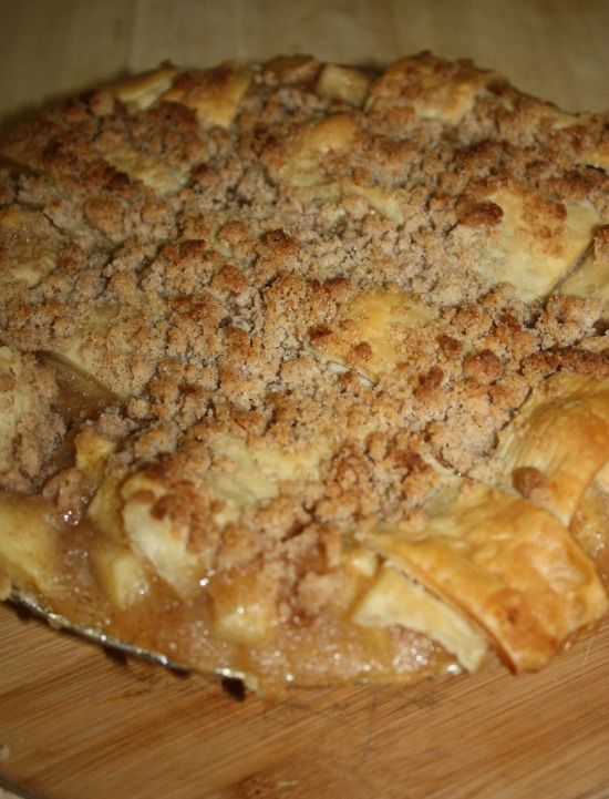 Crunch Top Apple Pie Recipe 8