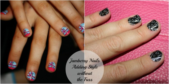 Jamberry Nails Adding Style without the Fuss