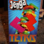 Jenga Tetris Giveaway
